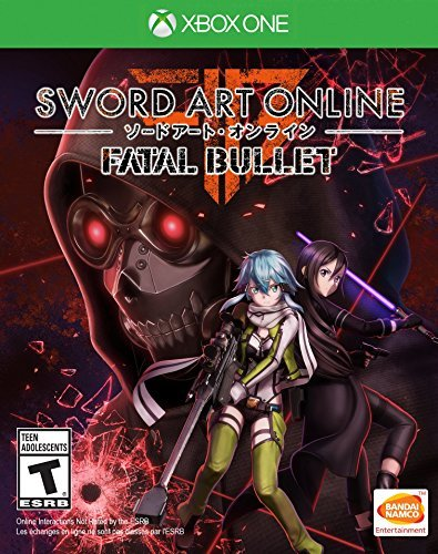Xbox One Sword Art Online Fatal Bullet