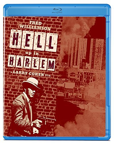 Hell Up In Harlem Williamson Harris Hendry Blu Ray R