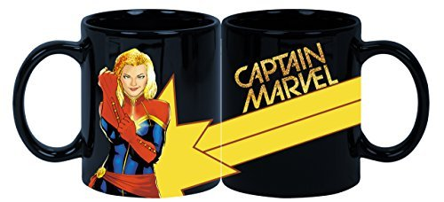 Coffee Mug Captain Marvel