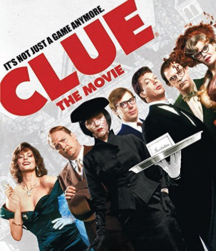 Clue Brennan Curry Kahn Lloyd Blu Ray Pg
