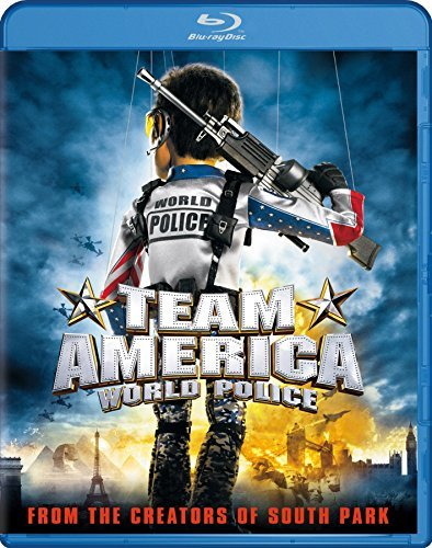 Team America World Police Team America World Police Blu Ray R