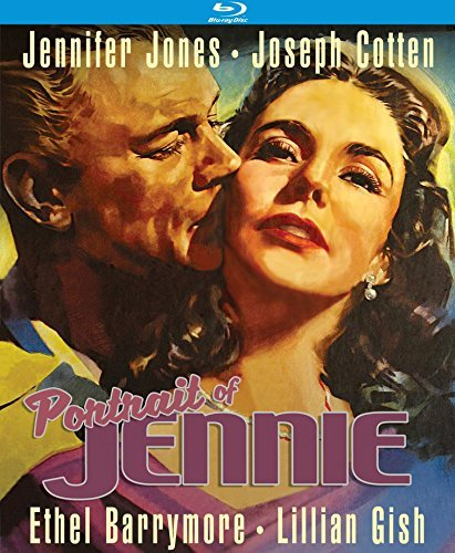 Portrait Of Jennie Jones Cotton Blu Ray Nr
