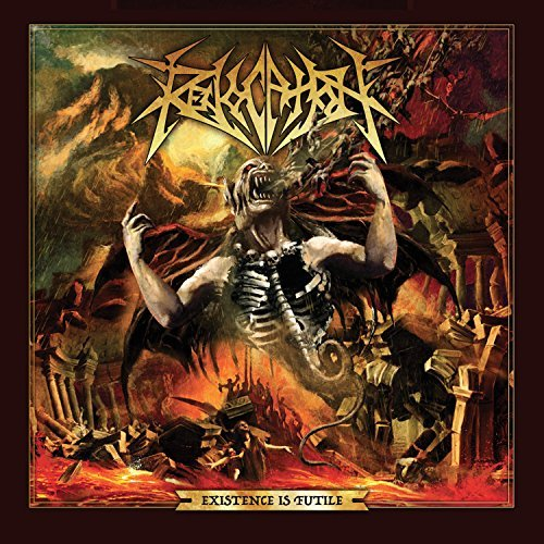 Revocation Existence Is Futile (amber Marbled Vinyl) Limited To 500 Copies Worldwide