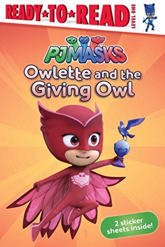 Daphne Pendergrass Owlette And The Giving Owl