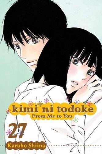 Karuho Shiina Kimi Ni Todoke From Me To You Vol. 27