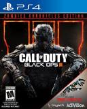 Ps4 Call Of Duty Black Ops 3 Zombie Chronicles Ed