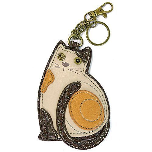 chala-keychain-cat-tan