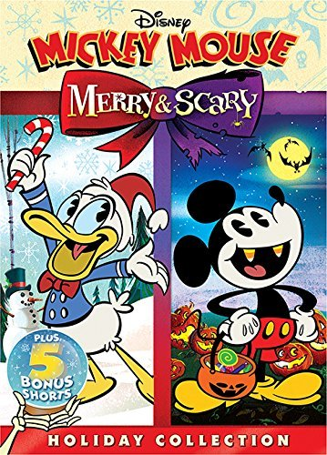 Mickey Mouse Merry & Scary DVD