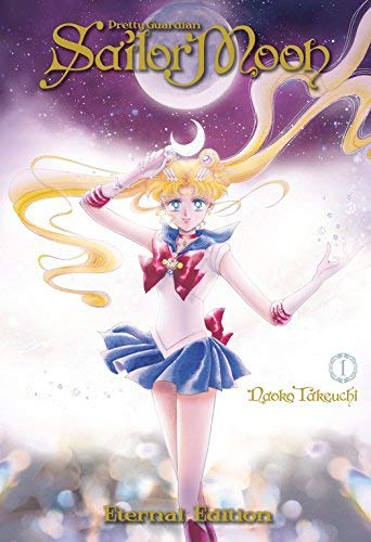 Naoko Takeuchi Sailor Moon Eternal Edition 1