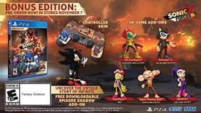 Ps4 Sonic Forces Bonus Edition