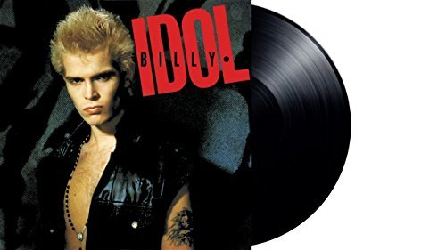 Billy Idol Idolize Yourself 2xlp
