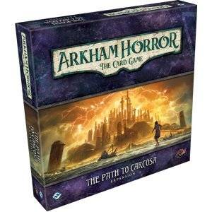 Arkham Horror Lcg Path To Carcosa Expansion