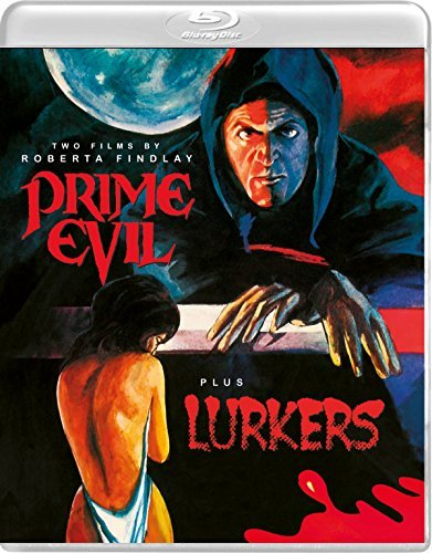 Prime Evil Lurkers Double Feature Blu Ray DVD R
