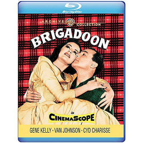 Brigadoon Kelly Johnson Blu Ray Mod This Item Is Made On Demand Could Take 2 3 Weeks For Delivery