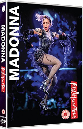 Madonna Rebel Heart Tour Import May Not Play In U.S. Players
