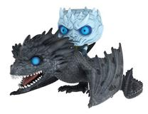 Pop Game Of Thrones Night King & Icy Viserion