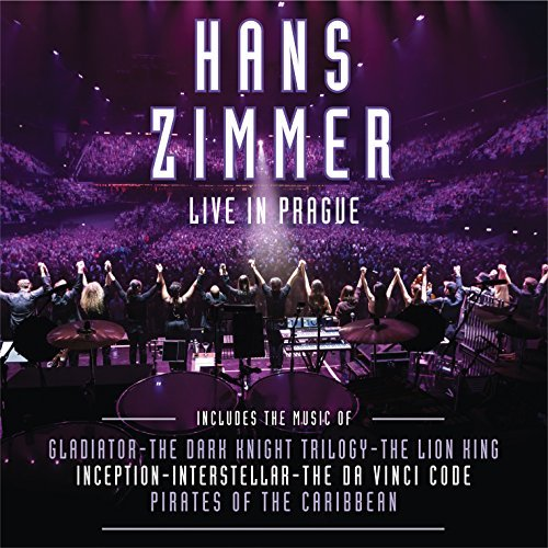 Hans Zimmer Live In Prague 4 Lp