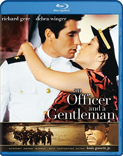 An Officer & A Gentleman Gere Winger Keith Blu Ray R