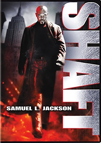 Shaft (2000) Jackson Williams Wright Bale DVD R
