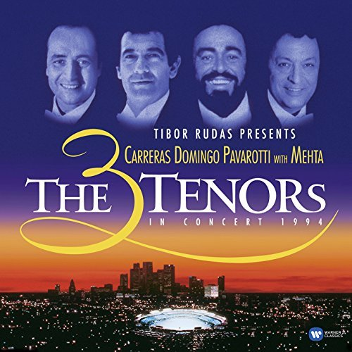 3 Tenors Three Tenors Concert 1994 2lp
