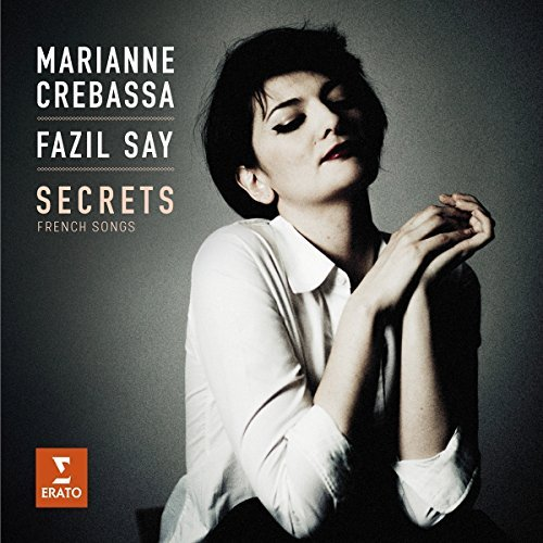 Marianne Crebassa Secrets French Songs