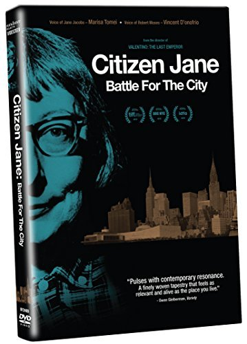 Citizen Jane Battle For The City Jane Jacobs DVD