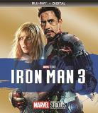 Iron Man 3 Downey Paltrow Cheadle Pearce Blu Ray Dc Pg13