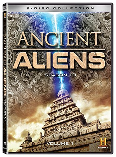 Ancient Aliens Season 10 Volume 1 DVD