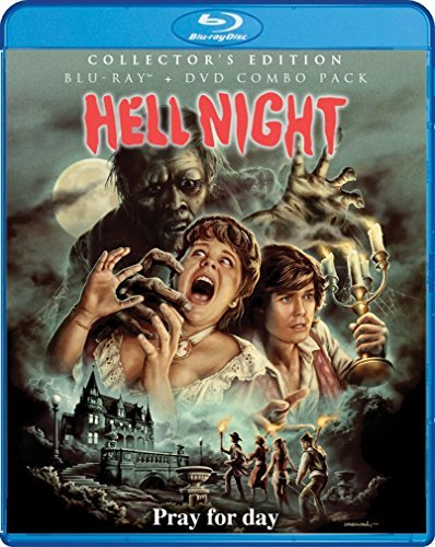 Hell Night Blaire Van Patten Blu Ray DVD R
