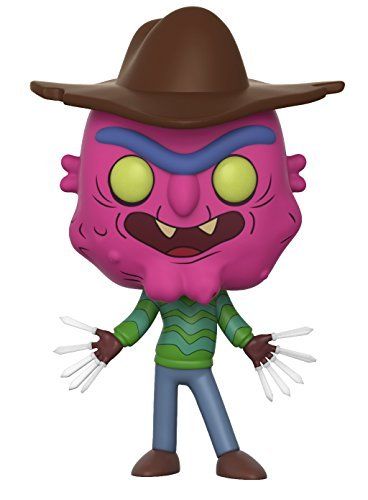 Funko Pop Rick & Morty Scary Terry