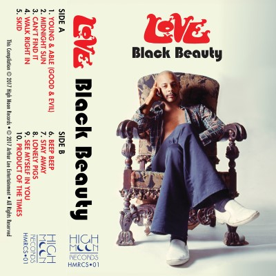 Love Black Beauty Cassette Store Day 2017