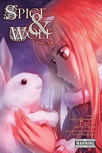 Isuna Hasekura Spice And Wolf Vol. 14 (manga)