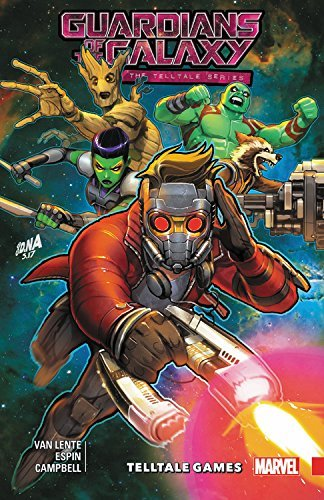 Fred Van Lente Guardians Of The Galaxy Telltale Games
