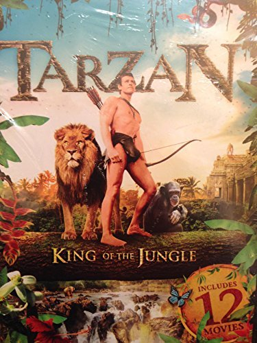 Tarzan Collection Includes 12 Movies