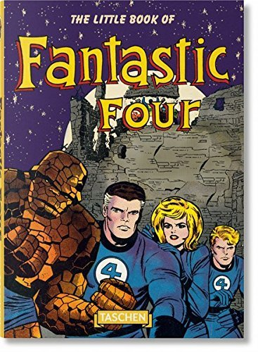 Roy Thomas The Little Book Of Fantastic Four