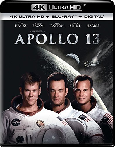 Apollo 13 Hanks Bacon Paxton Sinise 4khd Pg