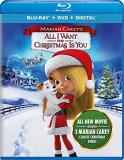 All I Want For Christmas Is You All I Want For Christmas Is You Blu Ray DVD G