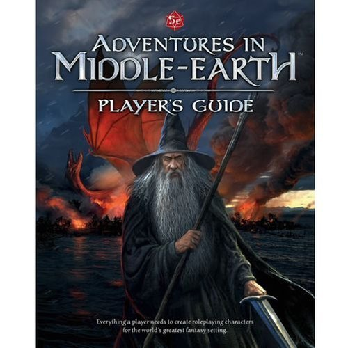 Adventures In Middle Earth Rpg Player's Guide
