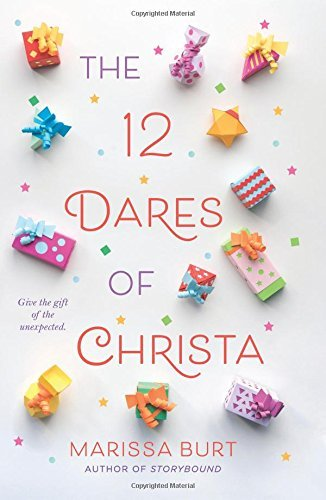 Marissa Burt The 12 Dares Of Christa