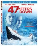47 Meters Down Holt Moore Blu Ray Pg13