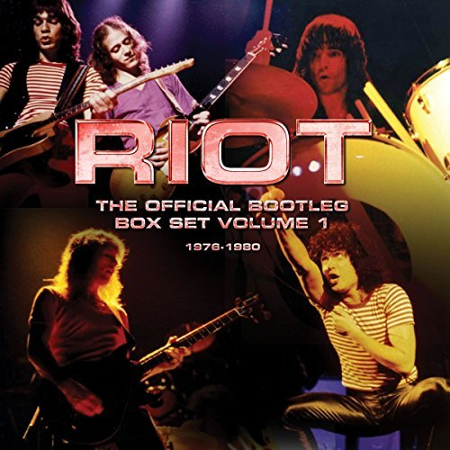 Riot Official Box Set Volume 1 197 Import Gbr