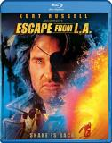 Escape From L.A. Russell Keach Buscemi Blu Ray R