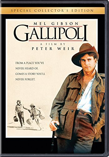 Gallipoli Gibson Lee Kerr Grubb DVD Pg