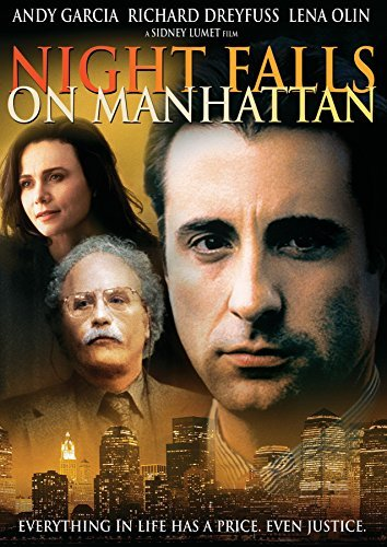 Night Falls On Manhattan Garcia Dreyfuss Olin DVD R