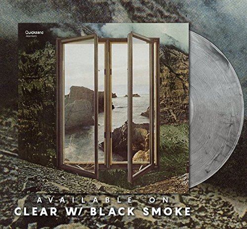 Quicksand Interiors (clear W Black Smoke Vinyl) Indie Exclusive