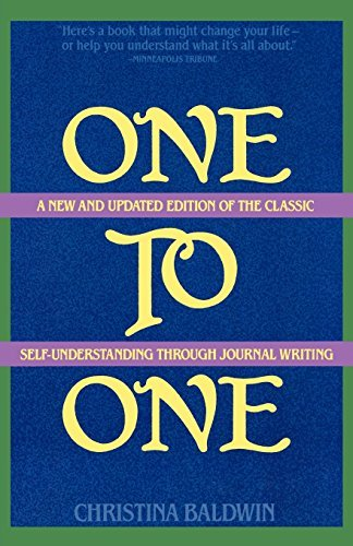 Christina Baldwin One To One Self Understanding Through Journal Writing 0002 Edition;revised