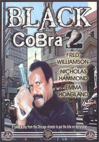 Black Cobra 2 Williamson Hammond Clr Nr