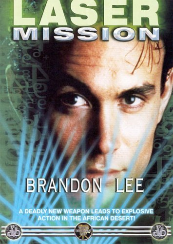 Laser Mission Lee Brandon R
