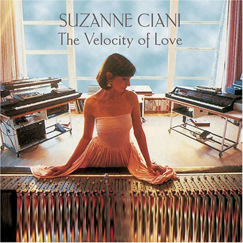 Suzanne Ciani Velocity Of Love