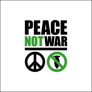 Peace Not War Vol. 1 Peace Not War Difranco Bragg Massive Attack 2 CD Set